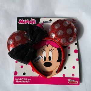 Disney Accessories - Disney Minnie Headband